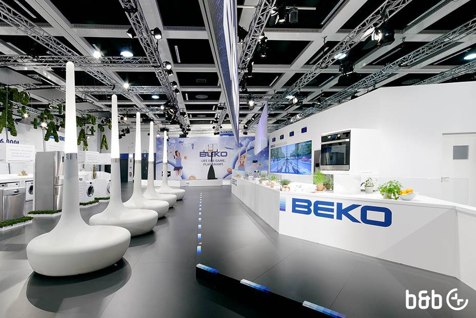 b&b - IFA, Berlin / BEKO