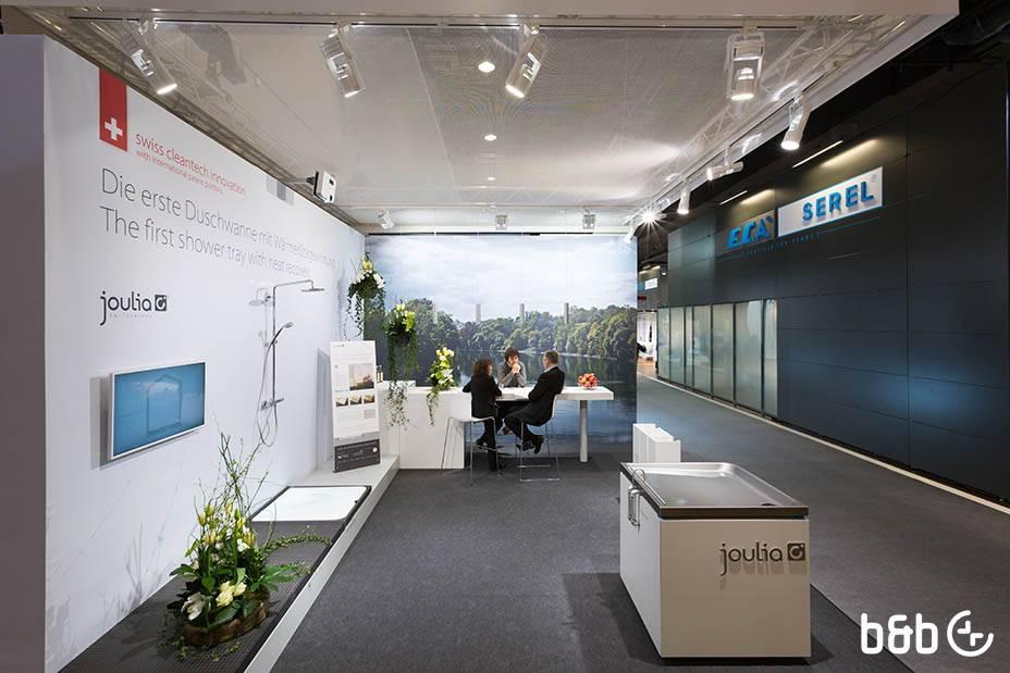 b&b - ISH, Frankfurt / Joulia SA